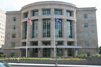Pennsylvania Judicial Center Harrisburg PA